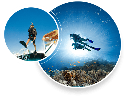 Scuba-Diving auf Barbados
